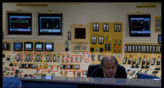 NRG control panel