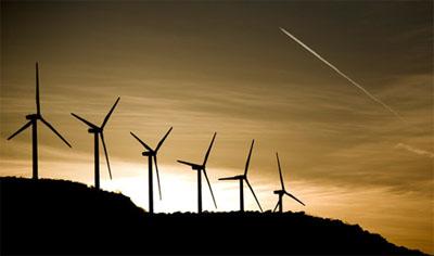 Nolan County windmills