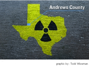 Radioactive Andrews County