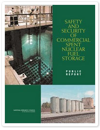 Safety and Security of Commerical Spent Nuclear Fuel Storage