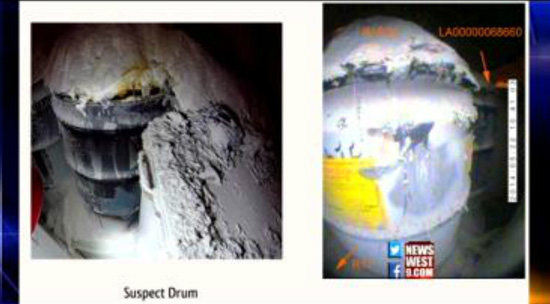 suspect drums